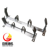 SPD Belt Conveyor Idler Frame, Roller Frame, Through Idler Frame