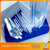 Прозрачный пластиковый лист акрилового покрытия/Прозрачная литая Plexiglass лист