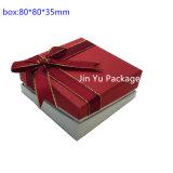 유일한 디자인 종이 마분지 보석 포장 상자를 인쇄하는 Jy-Jb77 대중적인 관례