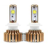 최신 판매 30W 3000lm G3 LED 헤드라이트 장비 안개 DRL는 6000k 차 헤드라이트 LED를 위한 전구 H7를 모는 광원을 대체한다
