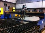 Тип вырезывание плиты CNC стальное и скашивая машина Gantry
