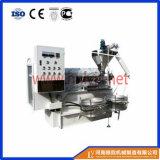 Máquina anfibia fría y caliente de la prensa de petróleo del tornillo
