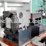 금속 가공을%s Ck6136A 시멘스 시스템 고품질 편평한 침대 CNC 선반 기계