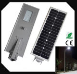 80W High Lumen alliage d'aluminium LED Solar Street Light
