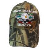 Gorra de béisbol caliente de la venta con el camuflaje (GJBB212)