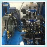 Máquina de moldagem por injeção automática de borracha de alta eficiência com 100t 200t