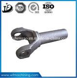 鋼鉄は工場によってカスタマイズされた熱い鍛造材の自動車部品シフトフォークを造った