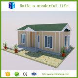 Heller einfacher kleiner Landhaus-Haus-Stahlaufzug konzipiert Pläne