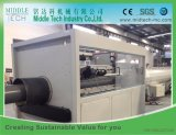 Plastikplastikrohr-Zeile des extruder-PVC/UPVC