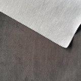 Lavoro a maglia del filo di ordito del velluto di Burnout (101)