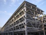 Sistema automático de elevación del estacionamiento del coche del rompecabezas horizontal
