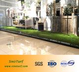 Gazon synthétique avec une haute qualité et de la bonne U/V de la performance de jardin, l'aménagement paysager, terrasse