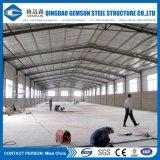 Estructura de acero de acero de almacén taller Kit de Construcción de acero