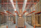 CE aprovado armazém de armazenamento Heavy Duty Drive-in de paletização