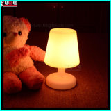 Lampe de table à LED réglable à proximité des lampes avec télécommande