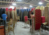 Muitas vezes utilizado Alumínio Cadeira Banquetes por grosso
