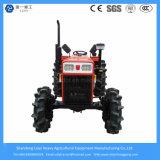 China 4 ruedas 40HP / 48HP / 55HP Mini agricultura / granja / césped / jardín / tractor compacto con Ce / ISO