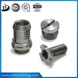 自動機械装置のためのOEMの精密アルミニウムまたはステンレス鋼CNCの機械化の部品