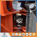 Chinese 2 Tonnen-Vorderseite Payloader Rad-Ladevorrichtung mit Zubehör
