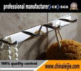 Crémaillère d'essuie-main pliable Polished en métal de salle de bains
