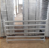 Австралийская сверхмощная овальная панель овец скотин Panel/1.8mx2.1m рельса