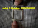 Het grijze Scherm van het Insect van Insivible van de Glasvezel 18X16mesh van de Kleur 120G/M2