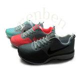 新しく熱い販売の女性の方法スニーカーの靴