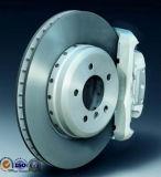 Fabrication directe d'usine chinoise avec Ts16949 la conformité 7700716947 ; 7701204285 ; 7701716947 rotors de frein à disque de frein pour le prix bas de qualité de Renault