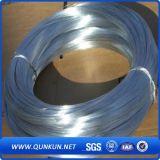 China-Lieferanten-Zubehör-Qualität genehmigte Galvano galvanisierten Eisen-Draht mit Fabrik-Preis
