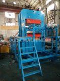 고무에 의하여 주조되는 상품 격판덮개 가황 압박 치료 기계 플랜트 제조자