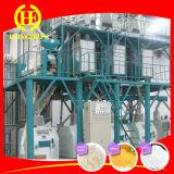 50t par machine de développement de fraisage de farine du maïs 24h automatique