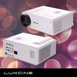 2300 projetor de surpresa do diodo emissor de luz dos lúmens 720p com HDMI, USB e Internet para o cinema Home