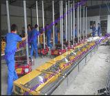 Перевод стены автоматизации Китая миниатюрное штукатуря машина
