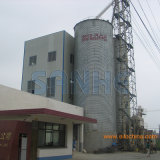Горячий гальванизированный кукурузный стальной силос