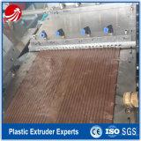 Ligne de produits synthétiques en plastique synthétique en plastique PVC