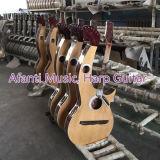 De akoestische Elektrische Dubbele Gitaar van de Harp van de Hals (ahp-01)