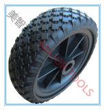 2.50-4 Shock-Absorbing колесо пены PU серого цвета для прогулочной коляски
