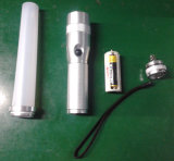 1W RGB Signal-Taschenlampe angeschalten durch 3AAA für Verkehr oder Stab, Nachtklub, Partei-Gebrauch