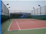 Теннисный корт проволочной сеткой ограждения (TS-E125)