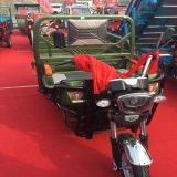 De Beste Veiligheid van de Fabriek van China en Populaire 48V Elektrische Driewieler voor Grote Lading
