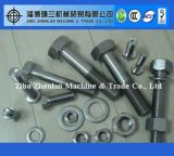 Incoloy 800/825/20/25-6mo Bolts, Nuts, Washers
