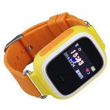 """0.96の""""子供(Y7S)のための腕時計を追跡する多彩なスクリーンGPS"""