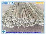 El armazón de fibra de vidrio, pultrusión barra plana, el aislamiento de FRP estancia