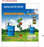 16L'agriculture sac à dos 2 en 1 et de la batterie du pulvérisateur manuel