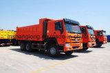 Camion à benne basculante lourd de HOWO 6X4 25t 371HP Zz3257n3247b