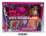 """아름다운 플라스틱 소녀 장난감 11.5 """" 인형 참신 장난감 (854817)"""