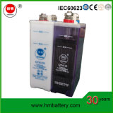 potencia profunda de la luz Emergency de la batería del ciclo de almacenaje de 110V 220V de batería de la batería Pocket Ni-CD de la central eléctrica