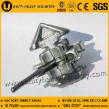 Heißes BAD galvanisierter geschmiedeter Stahlbehälter-Torsion-Verschluss