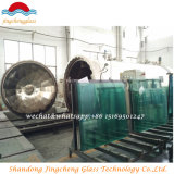 SGS/CCC/ISOの証明の緩和された薄板にされた構造ガラス