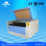 Estaca acrílica da gravura do laser que cinzela a máquina